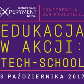 Oktawia to speak about new methods in education